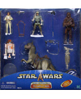 Star Wars Saga - The Battle of Hoth - Multipack (4 figures)