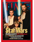 Time Magazine Star Wars The Phantom Menace Cover April 26, 1999