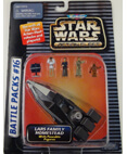 Battle Packs #16 - Lars Family Landspeeder (Non-Mint)