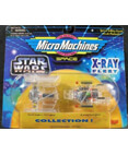 X-Ray Fleet - Collection I - Micro Machines (non-mint)