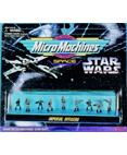 Star Wars Micro Machine Character Sets: Imperial Officers