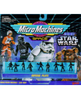 Star Wars Micro Machine Character Sets: Imperial Pilots V2