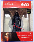 Hallmark: Kylo Ren Star Wars Force Awakens Christmas Ornament