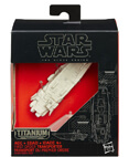 First Order Transporter #14 - The Black Series Titanium
