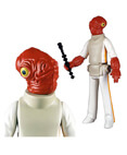 Admiral Ackbar Jumbo Kenner Action Figure