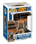 POP Star Wars Return of the Jedi - Princess Leia (Boushh)