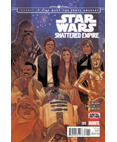 Star Wars Shattered Empire Journey to Force Awakens #1