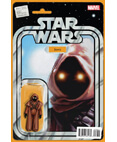 Star Wars #10 - Action Figure Cover - Jawa
