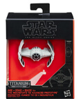 The Inquisitor's TIE Advanced #28 - The Black Series Titanium