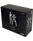Stormtrooper (Two Pack) 1/10 Scale ArtFX Statue
