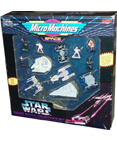 Micro Machines Star Wars Galaxy Battle Collector's Set 1st ED