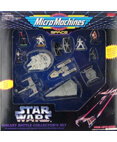 Micro Machines Star Wars Galaxy Battle Collector's Set RARE Ver