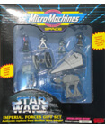 Micro Machines Star Wars Imperial Forces Gift Set Version 1