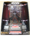 Darth Vader Collector's Edition Outfit Titanium Series Die Cast