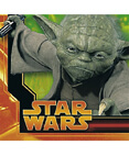 Star Wars Episode III Beverage Napkins 16ct - Yoda