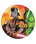 Star Wars Episode III 9 inch Dinner Plates - 8 Count