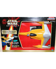 Star Wars Episode I Naboo Fighter Target Game Space Shooter