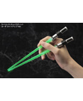Yoda Light Up Lightsaber Chopsticks