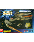 AMT Star Wars Episode I Trade Federation Droid Fighters