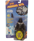 Darth Vader Parasail Kite Action Figure