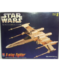 Star Wars Limited Edition X-Wing Gold Tone Model Kit
