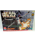 Star Wars X-Wing Fighter Model Kit - Plus Pack included