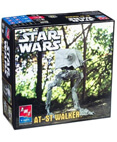 Star Wars AT-ST Walker Model Kit AMT ERTL