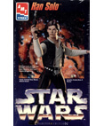 Star Wars Han Solo Model Kit AMT ERTL Collector Edition