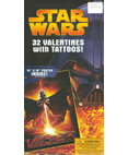 Revenge of the Sith 32 Valentines