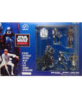 Star Wars PVC Figurines 6-Pack with Bespin Display Platforms