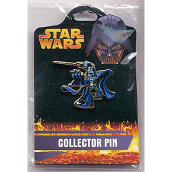 Darth Vader Pin from the Revenge of the Sith Collection