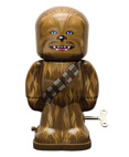 Chewbacca BeBots Wind Up Action Figure 8 inches