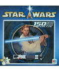 Star Wars Jigsaw Puzzle 150 Pieces Metallix Obi-Wan Kenobi #3