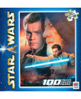 Star Wars Jigsaw Pizzle 100 Pieces Obi-Wan Kenobi #1 of 4