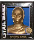 Star Wars C-3PO Collectors Series Bank