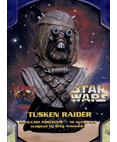 "Tusken Raider Cold-Cast Porcelain 10"" Tall - Legends"
