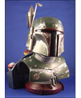 "Boba Fett Cold-Cast Porcelain 9 1/2"" Tall - Legends"