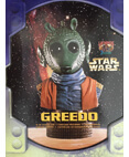 "Greedo Cold-Cast Porcelain 9 1/2"" Tall - Legends"