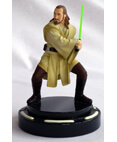 Qui-Gon Jinn Miniature First Edition Limited Statue