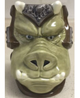 Gamorrean Guard Figural Ceramic Mug