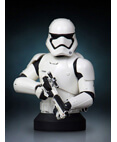 First Order Stormtrooper Collectibles Mini Bust TFA