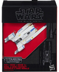 Rebel U-Wing Fighter #29 - The Black Series Titanium