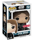 POP Star Wars Rogue One - Jyn Erso #152