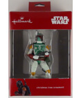 Hallmark: Star Wars Boba Fett Christmas Tree Ornament 2016