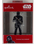 Hallmark: Rogue One Death Trooper Christmas Tree Ornament 2016