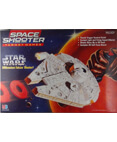 Millennium Falcon Blaster Space Shooter Target Game