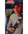 Battle Belt with 32 foam Discs Space Shooter Target Game