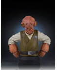 Admiral Ackbar Collectible Mini Bust 2016 Premier Guild