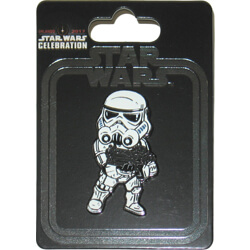 Stormtrooper Pin Star Wars Celebration Orlando 2017