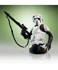 Scout Trooper Collectible Mini Bust 2015 Premier Guild